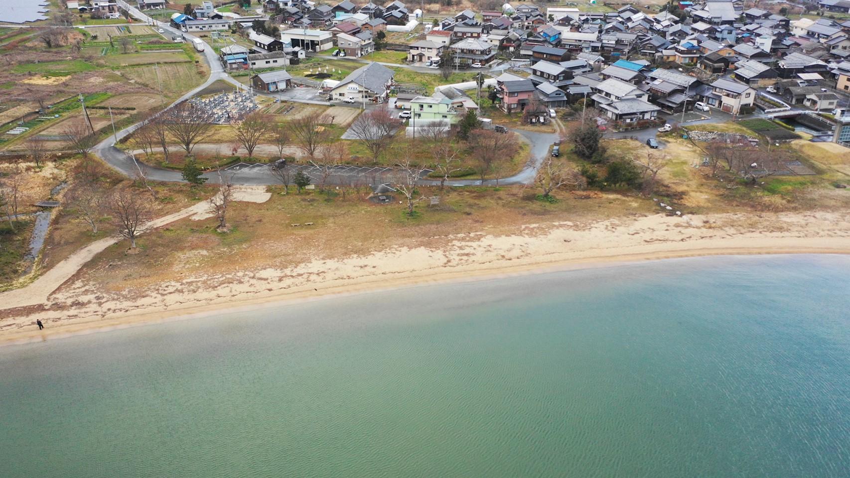 【琵琶湖西エリア】『高島市 鴨川河口』周辺の釣り場ガイド