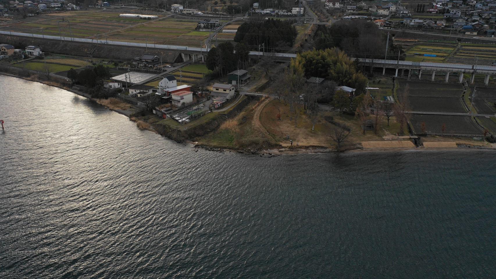 【琵琶湖西エリア】『大津市 志賀駅』周辺の釣り場ガイド