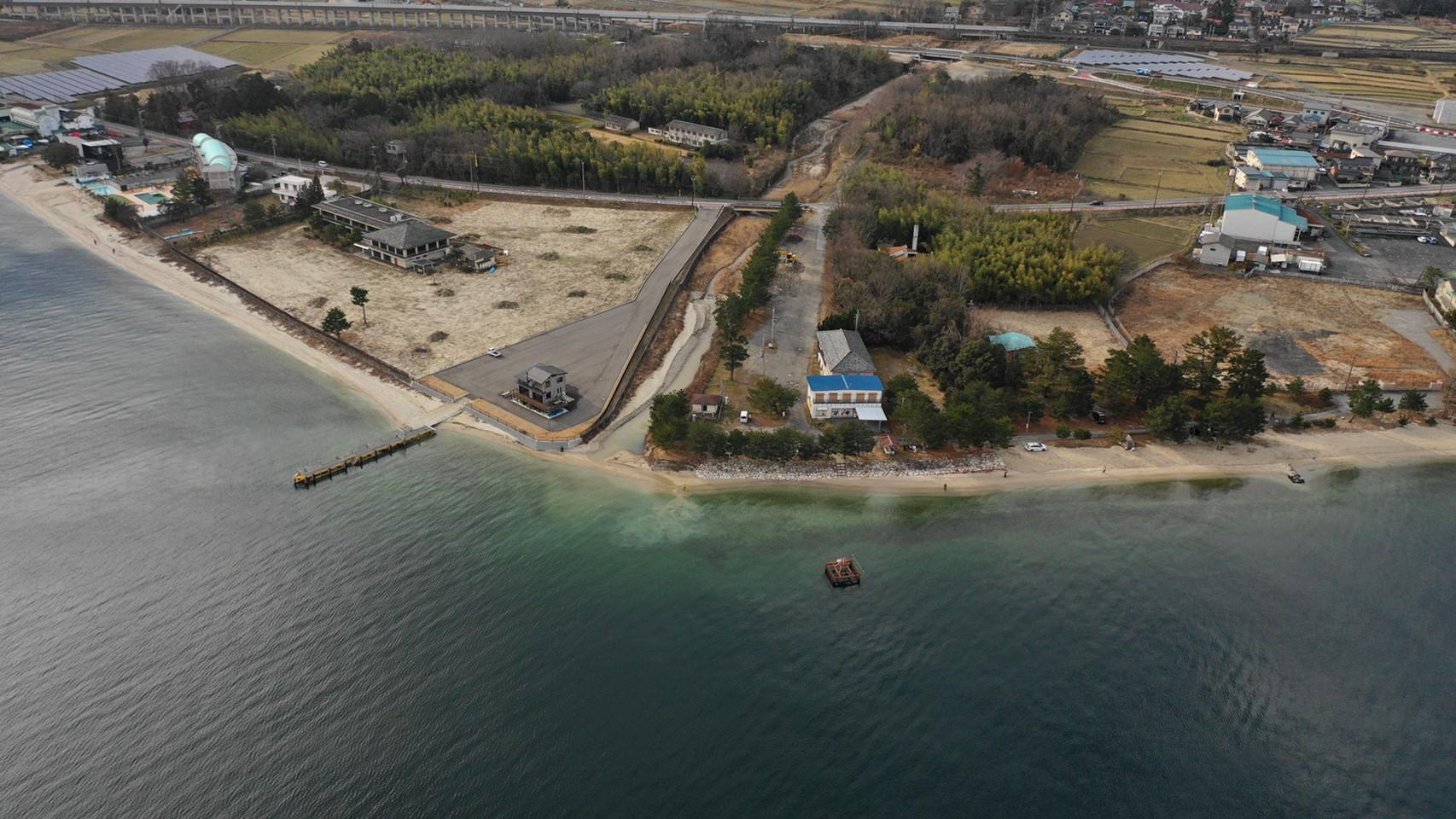 【琵琶湖西エリア】『大津市 北小松駅』周辺の釣り場ガイド