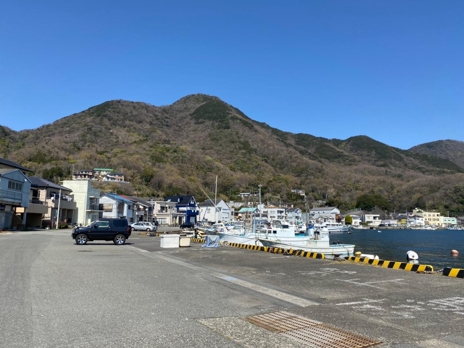 【沼津市】『ヤマハマリーナ西側』の釣り場ガイド(釣れる魚・駐車場)
