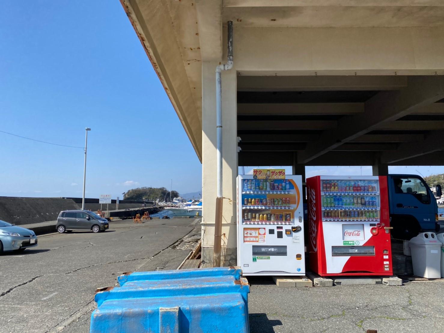 【沼津市】『静浦漁港』の釣り場ガイド(釣れる魚・駐車場)