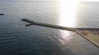 【伊豆 東】『熱海港海釣り施設』の釣り場ガイド(釣れる魚・駐車場・トイレ)