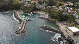 【伊東市】『富戸港』の釣り場ガイド(釣れる魚・駐車場)