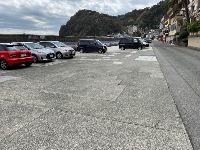 【東伊豆町】『北川港』の釣り場ガイド(釣れる魚・駐車場・トイレ)