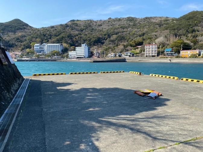 【伊豆南|下田市】『弁天島』の釣り場ガイド(釣れる魚・駐車場・トイレ)