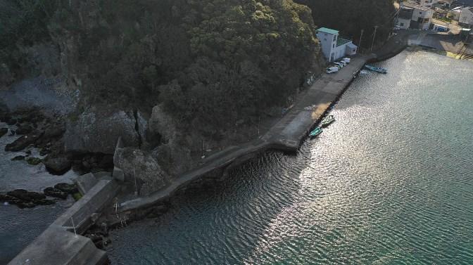 【南伊豆町】『神子元マリンサービス付近』の釣り場ガイド(釣れる魚・駐車場)