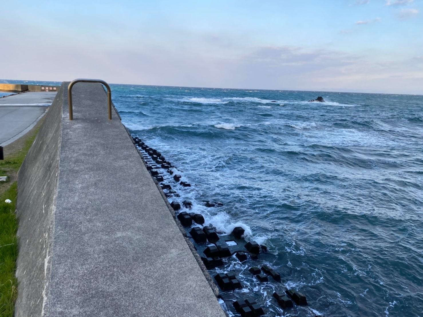 【西伊豆|松崎町】『松崎新堤|まつざきしんてい』の釣り場ガイド(釣れる魚・駐車場)