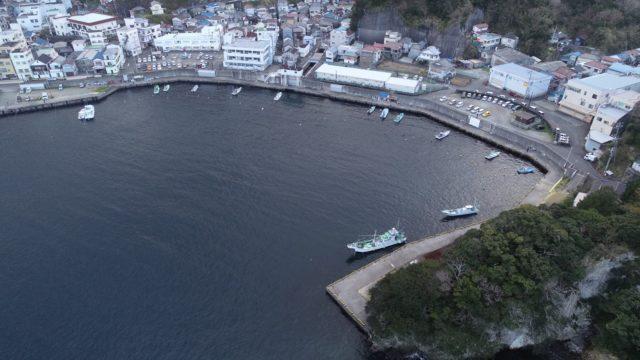 【西伊豆町】『田子海岸|たごぎょこう』の釣り場ガイド(釣れる魚・駐車場)