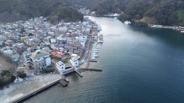 【西伊豆|西伊豆町】『安良里港』の釣り場ガイド(釣れる魚・駐車場)