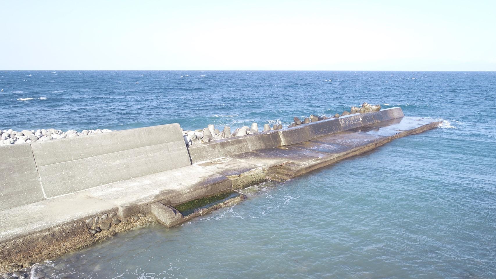 【西伊豆|伊豆市】『駿豆学園付近』の釣り場ガイド(釣れる魚・駐車場)