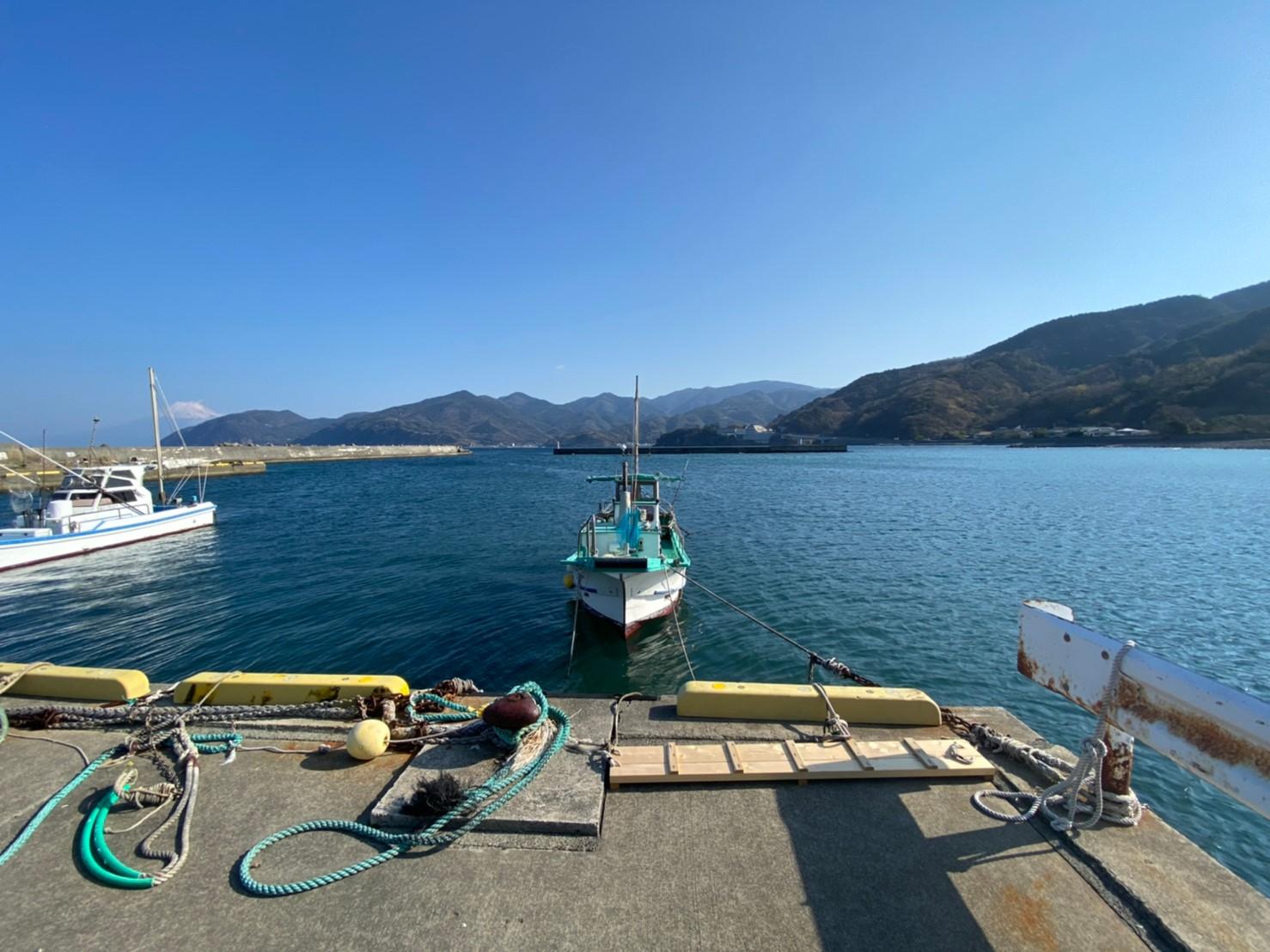 【西伊豆|伊豆市】『八木沢温泉周辺』の釣り場ガイド(釣れる魚・駐車場)