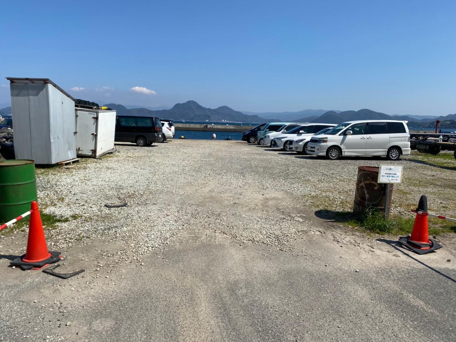 【沼津市】『足保港』の釣り場ガイド(釣れる魚・駐車場)