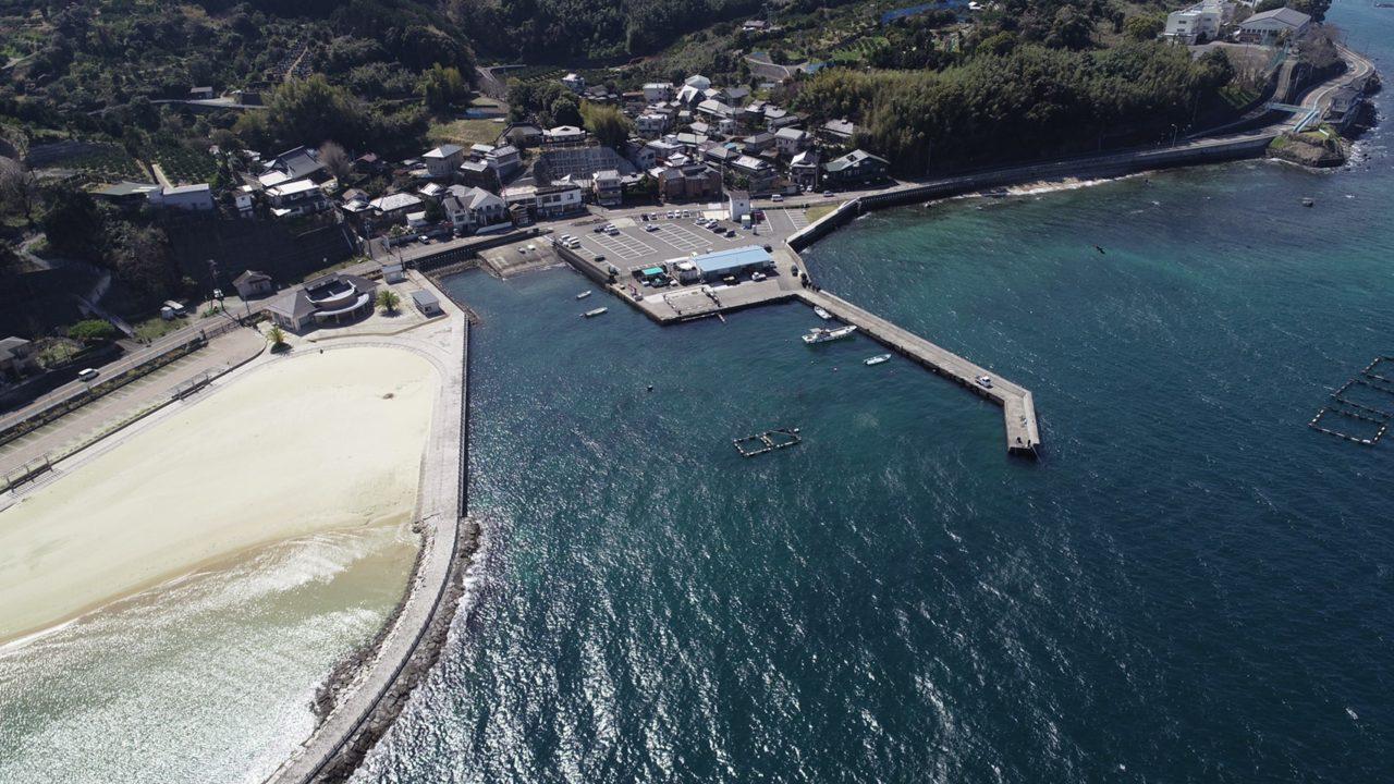 【沼津市】『らららサンビーチ付近』の釣り場ガイド(釣れる魚・駐車場)