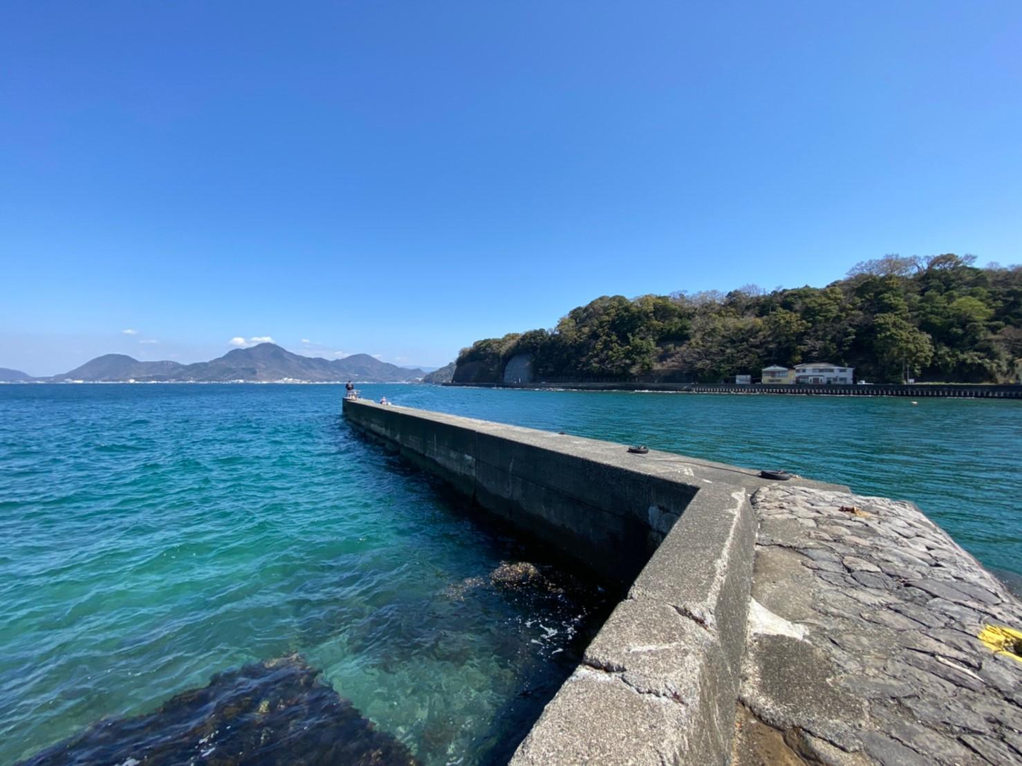 【沼津市】『久連神社付近』の釣り場ガイド(釣れる魚・駐車場)
