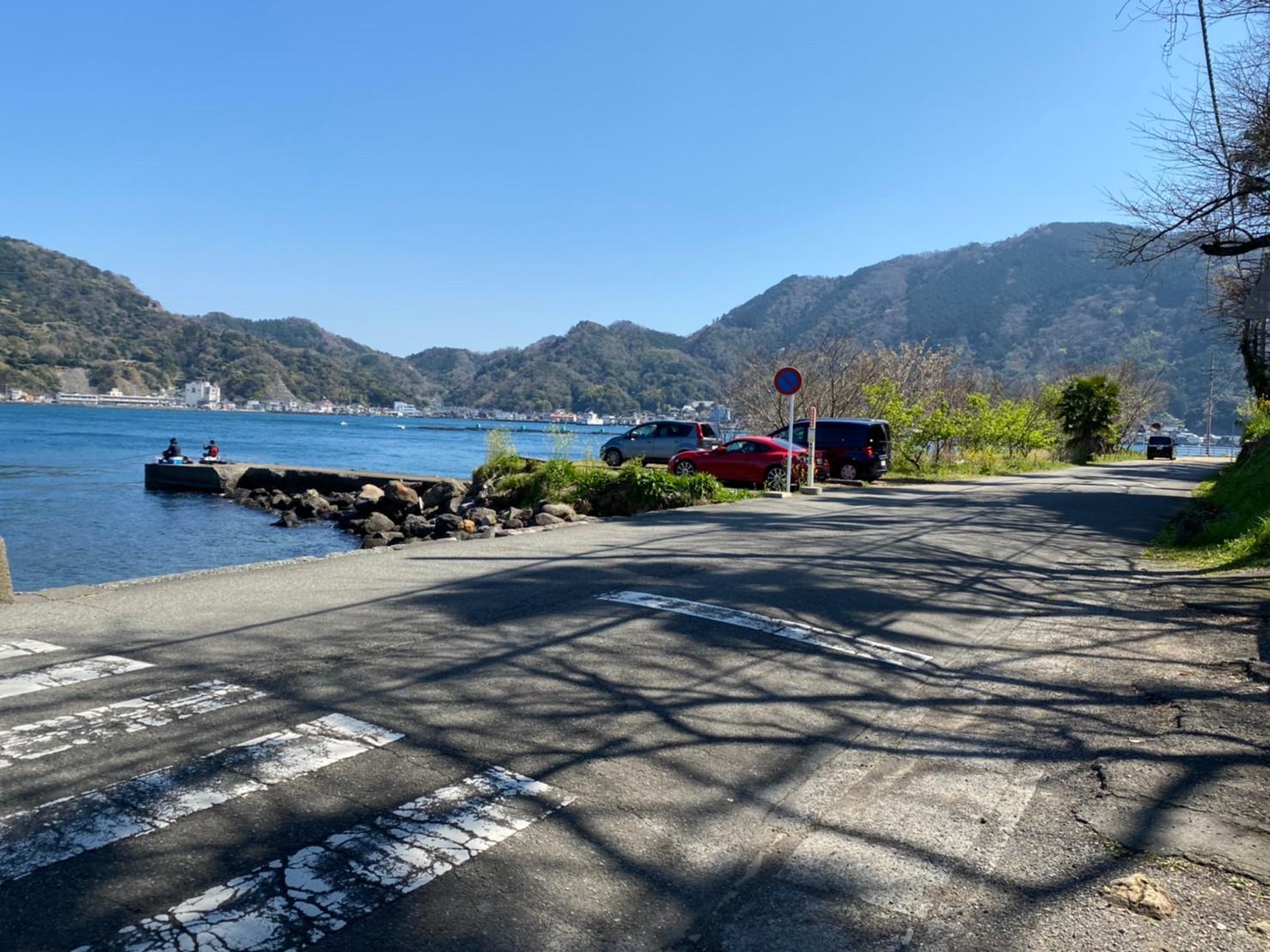 【沼津市】『長井崎突堤』の釣り場ガイド(釣れる魚・駐車場)