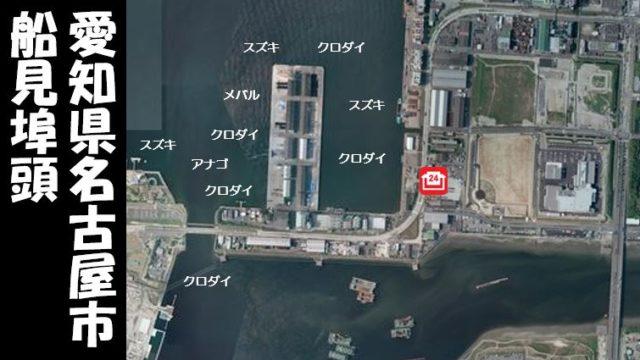 【年中釣れる!名古屋市】『船見埠頭:ふなみふとう』の釣り場ガイド(駐車場・釣れる魚)