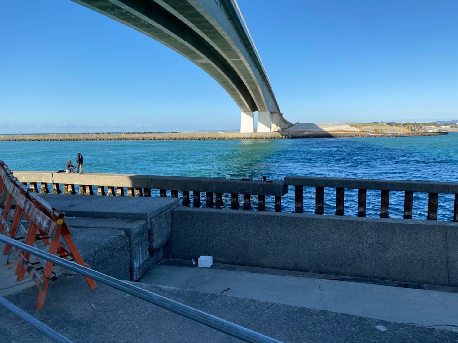 【浜名湖】『今切口:いまぎりぐち』の釣り場ガイド(駐車場・釣れる魚・トイレ)