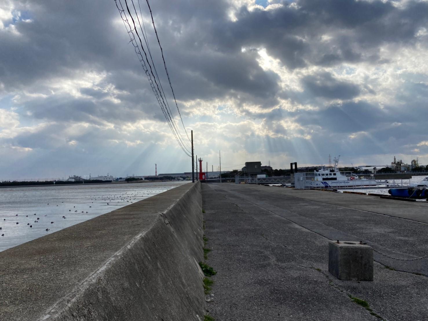 『半田港:はんだこう』の釣り場情報(駐車場・釣れる魚)