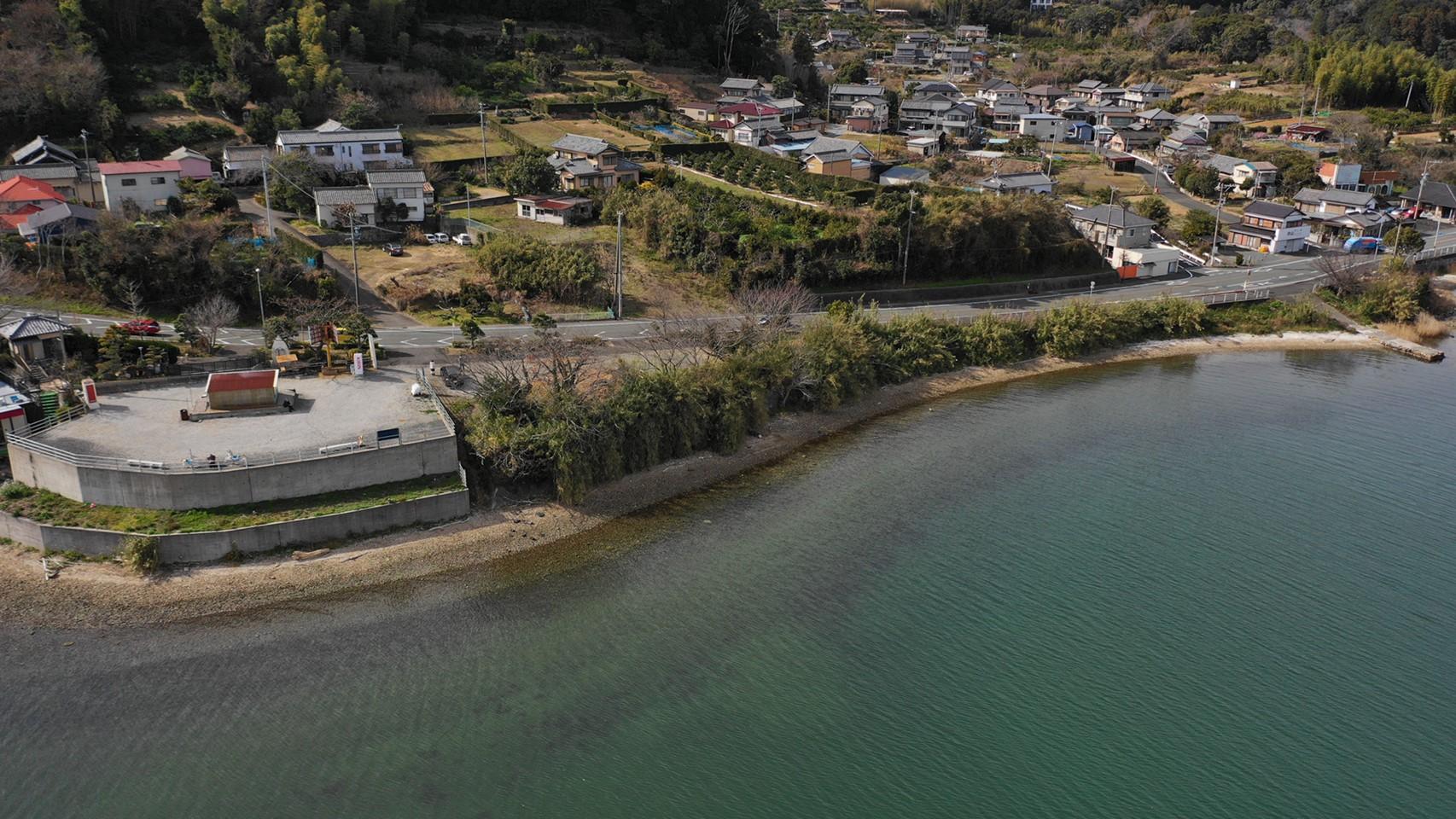 【浜名湖】『向山周辺エリア』の釣り場ガイド