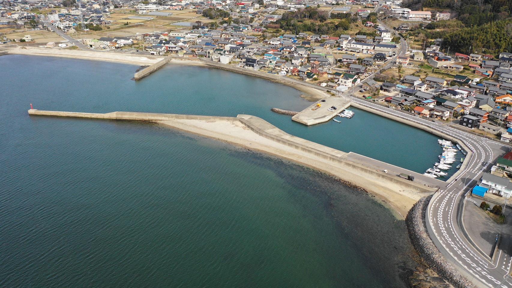 『寺部港:てらべこう』の釣り場情報ガイド(住所・駐車場・釣れる魚)