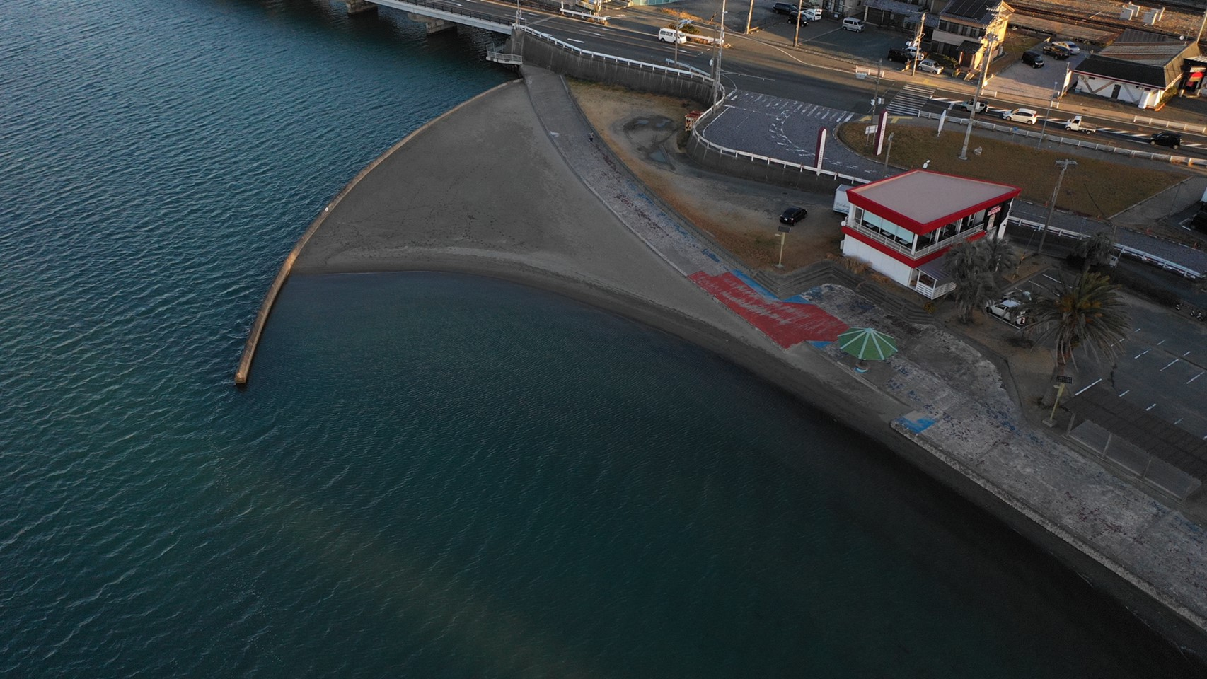【浜名湖】『弁天島海浜公園』の釣り場ガイド