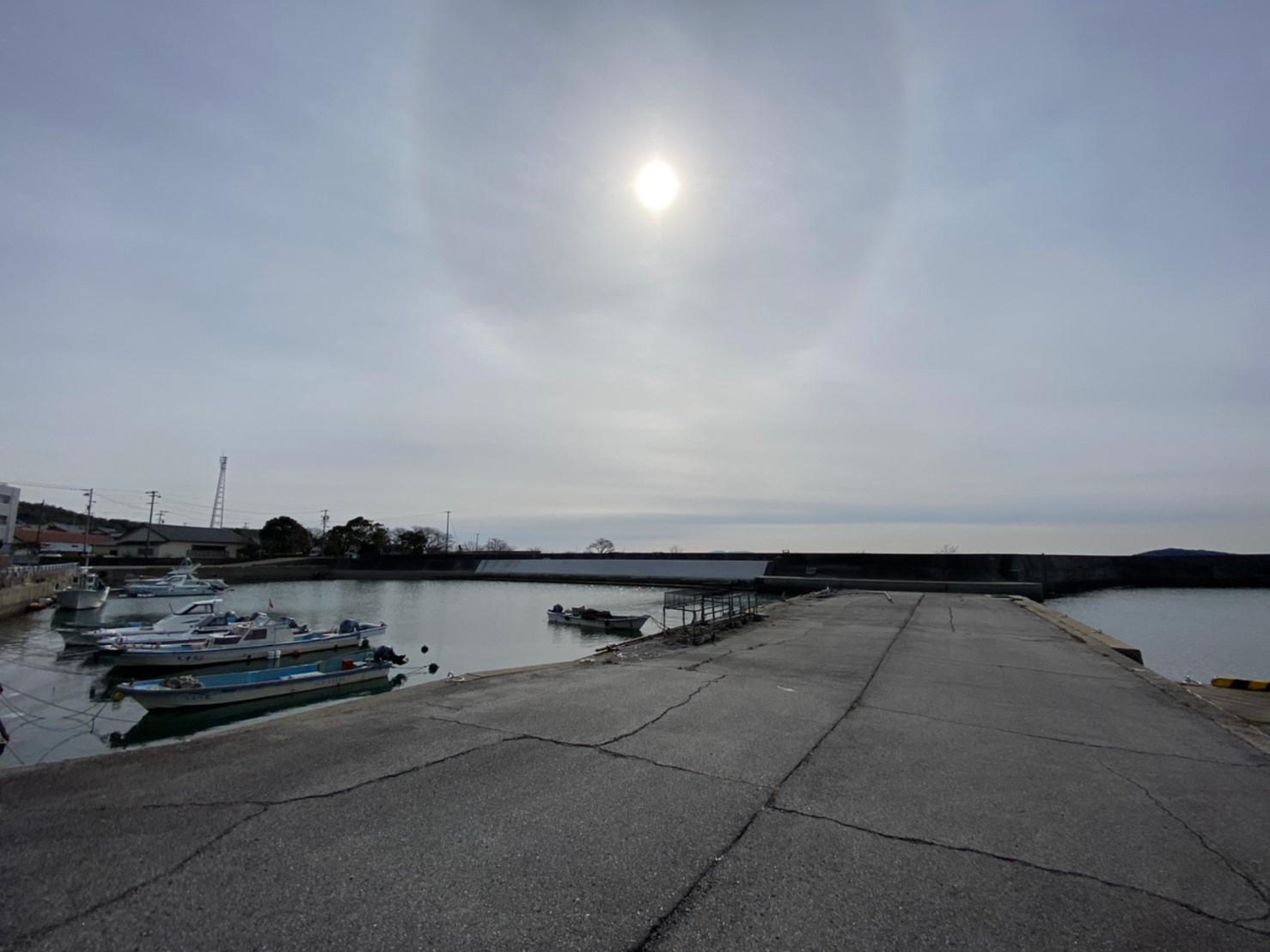 『旧西幡豆港:きゅうにしはずこう』の釣り場情報(駐車場・釣れる魚)