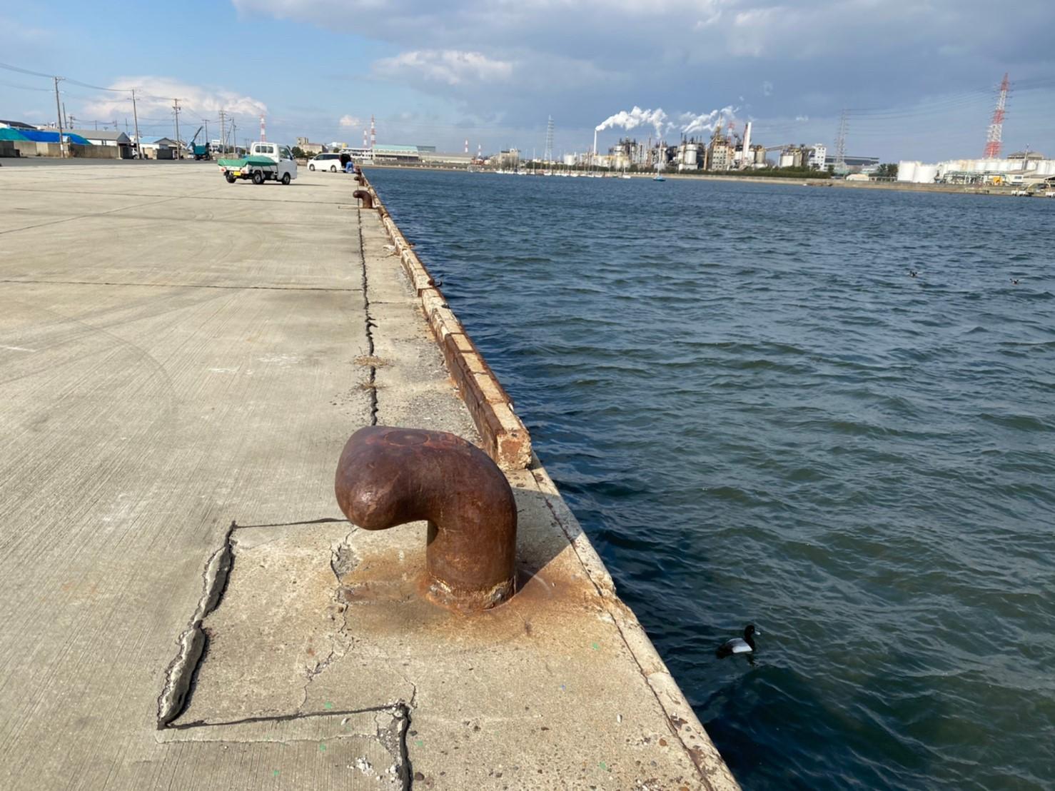 『武豊港:たけとこう』の釣り場情報(住所・駐車場・釣れる魚)