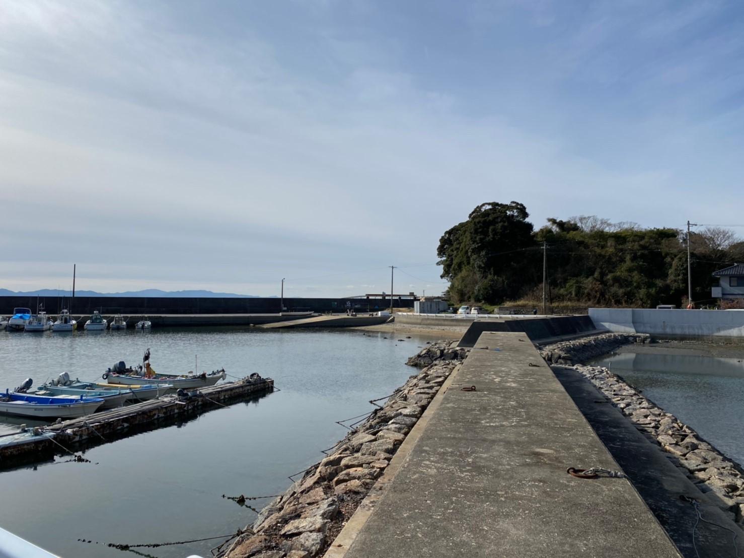 『洲崎港:すざきこう』の釣り場情報(駐車場・釣れる魚)