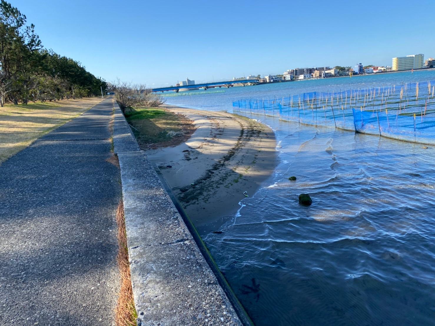 【浜名湖】『渚園キャンプ場』周辺の釣り場ガイド