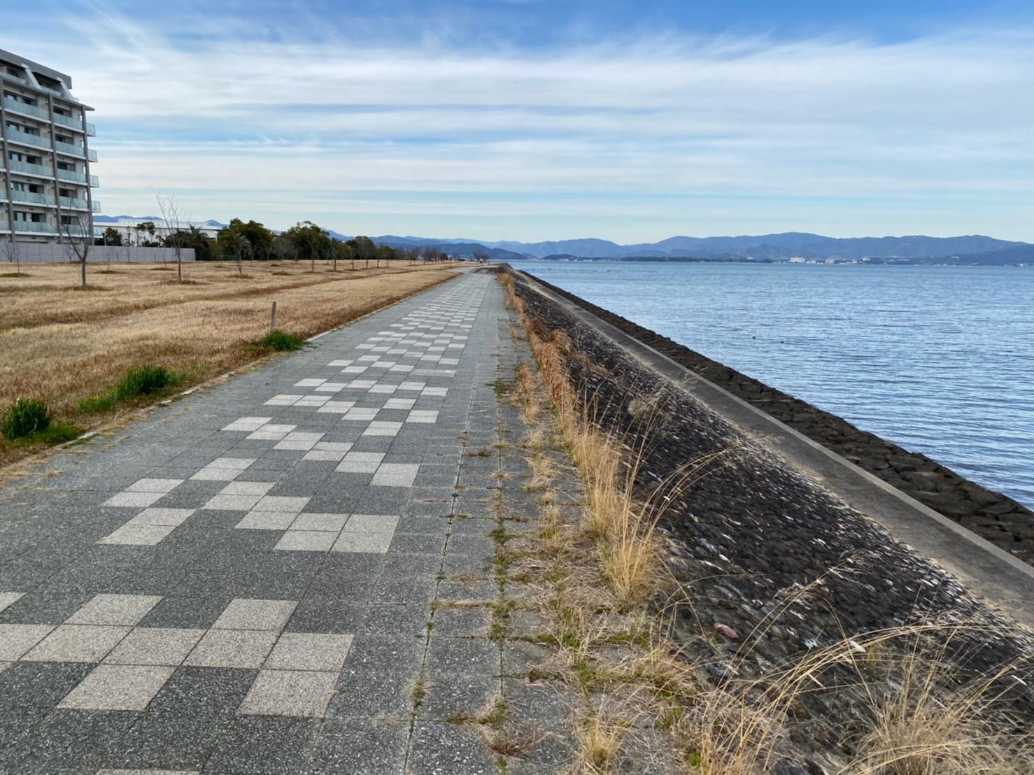 【浜名湖南西部】『表鷲津湖岸公園』の釣り場ガイド