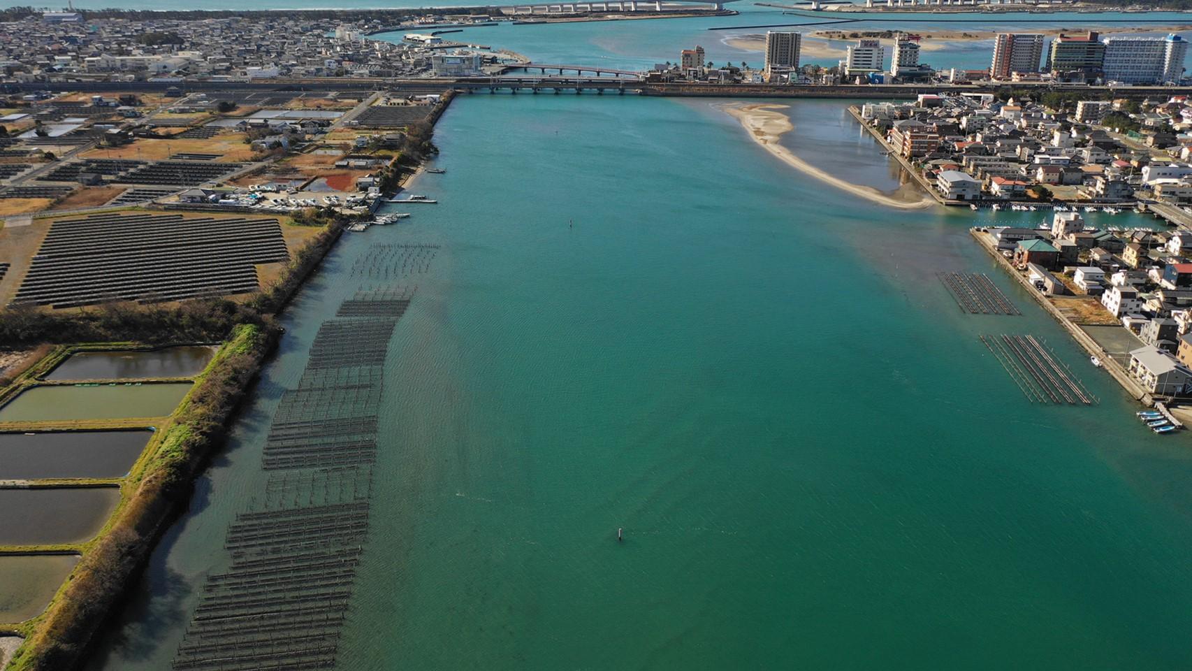 【浜名湖1番航路エリア】『浜名湖体験施設ウォット』周辺の釣り場ガイド