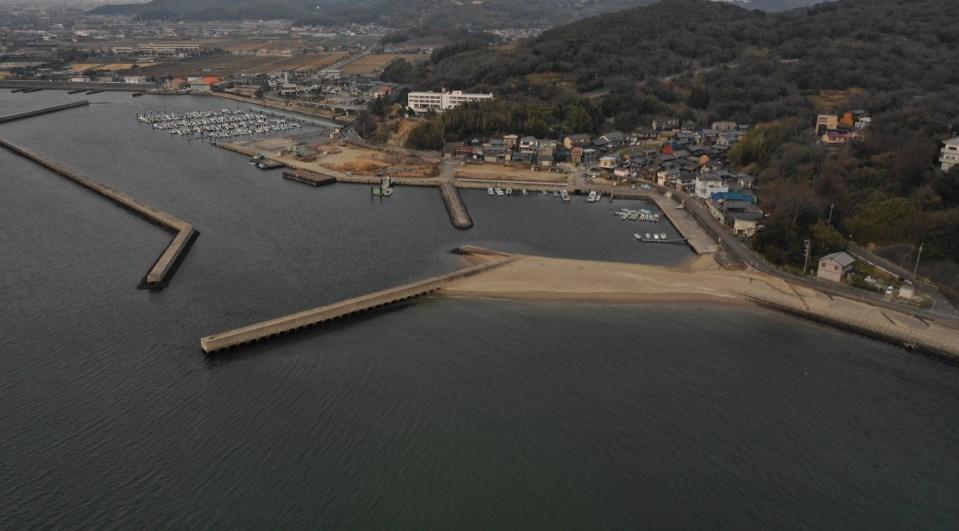 『宮崎西港:みやざきにしこう』の釣り場ガイド(駐車場・釣り場情報)