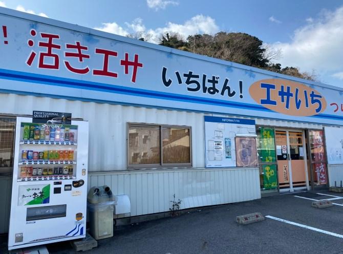 『新師崎港:しんもろざきこう』の釣り場ガイド(駐車場・トイレ・釣れる魚)
