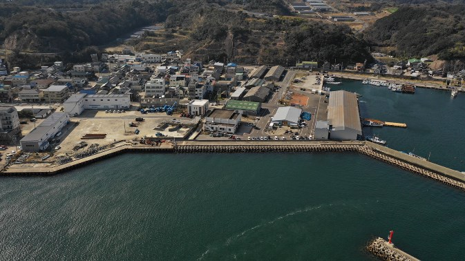 『片名港:かたなこう』の釣り場ガイド(駐車場・トイレ・釣れる魚)
