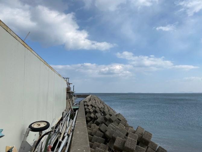 『河和港:こうわこう』の釣り場情報(住所・駐車場・釣れる魚)