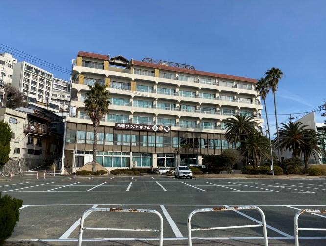 【無料】『西浦海水浴場』の駐車場情報