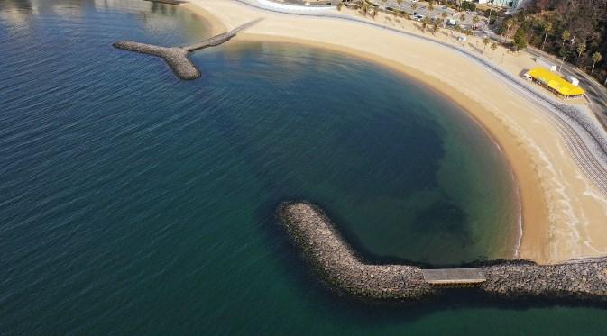 『西浦海水浴場』の釣り場情報ガイド(住所・駐車場・釣れる魚)