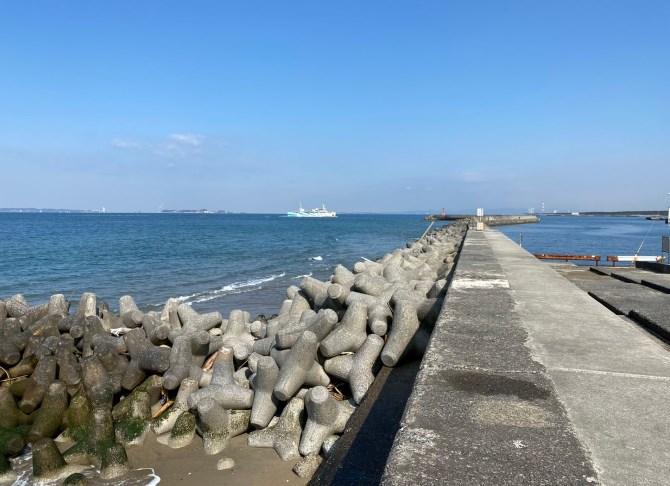 『伊良湖港:いらごこう』の釣り場ガイド(駐車場・トイレ・釣れる魚)