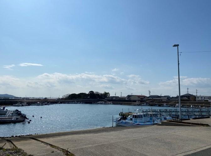 【ウナギ釣り】『福江港:ふくえこう』の釣り場ガイド(駐車場・トイレ・釣れる魚)