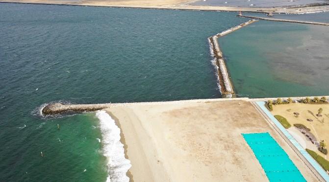 【家族におすすめ!】『白谷海浜公園』の釣り場ガイド(駐車場・トイレ・釣れる魚)