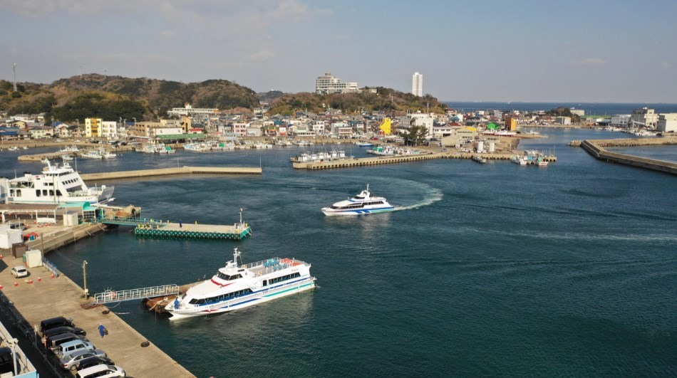 【大型クロダイを狙え!】『師崎港&羽豆岬』の釣り場ガイド(駐車場・トイレ)