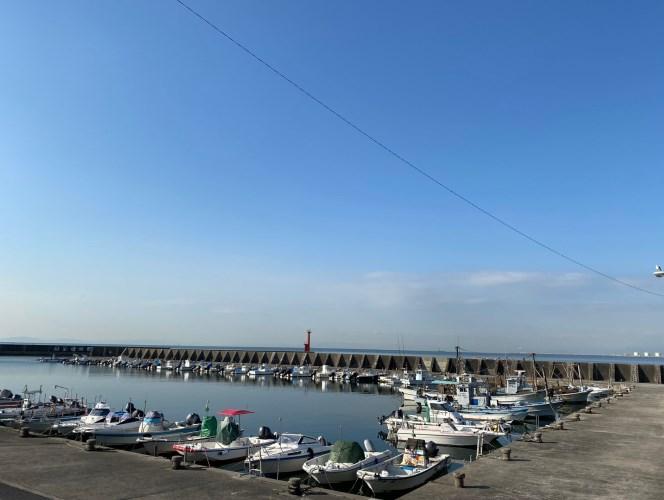 【ハゼ釣り一番!】『苅屋漁港:かりやぎょこう』の釣り場ガイド(駐車場・釣れる魚)