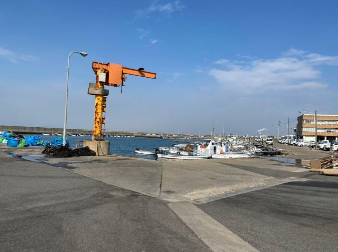 『蒲池漁港:かばいけぎょこう』の釣り場ガイド(駐車場・釣れる魚)
