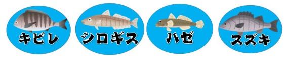 【庄内湖】『古人見町エリア』の釣り場ガイド(駐車場・コンビニ・釣れる魚)