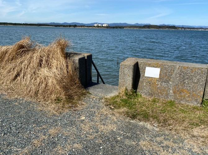 【庄内湖】『雄踏町山崎周辺』の釣り場ガイド(駐車場・コンビニ・釣れる魚)