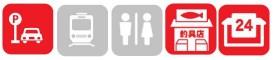 【庄内湖】『古人見町・はまゆう大橋』の釣り場ガイド(駐車場・コンビニ・釣れる魚)