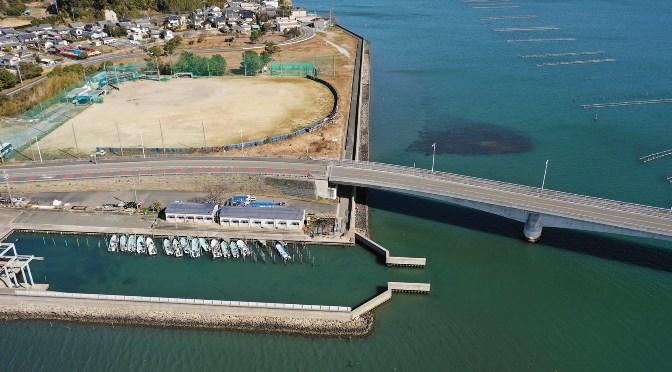 【浜名湖】『白洲町・はまゆう大橋周辺エリア』の釣り場ガイド(駐車場・コンビニ・釣れる魚)