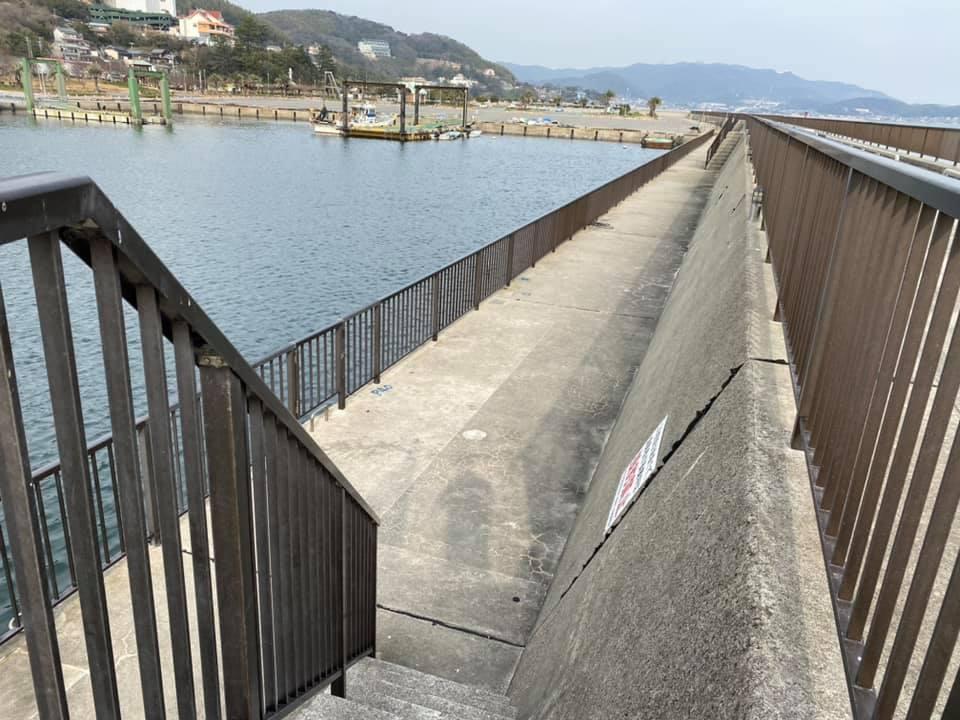 『宮崎港:みやざきこう』の釣り場ガイド(駐車場・トイレ・釣れる魚)