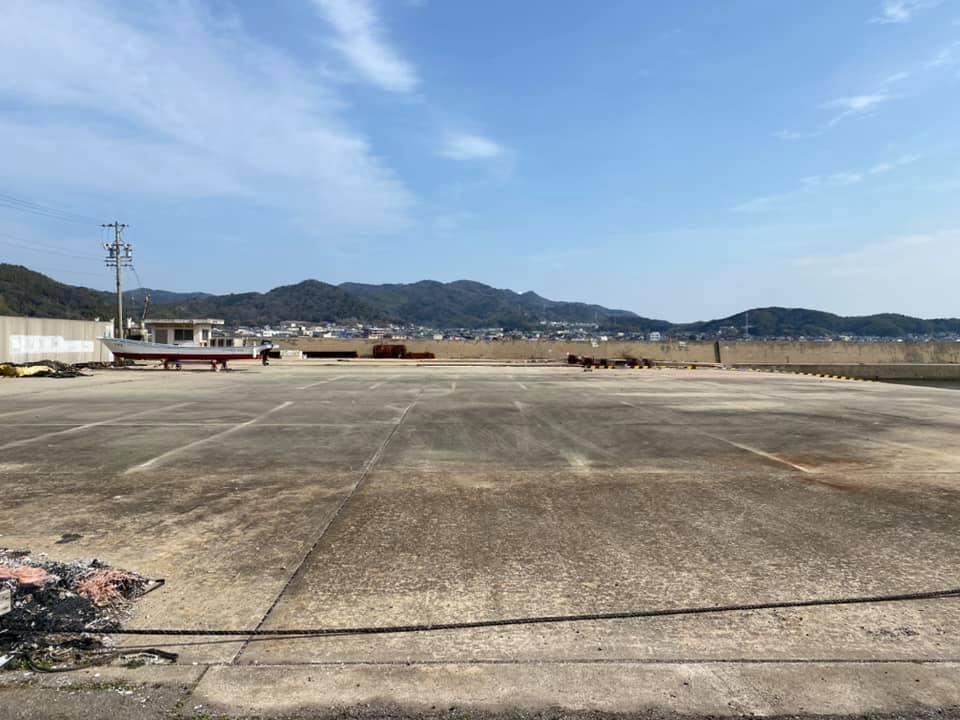 『西幡豆港:にしはずこう』の釣り場ガイド(駐車場・トイレ)