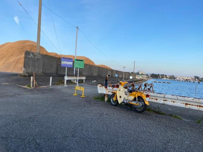 【清水港②】『清水港 富士見埠頭』周辺の釣り場ガイド(釣れる魚・駐車場・トイレ)